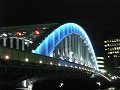 永代橋 Eitai Bridge