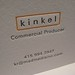 Kinkel Business Cards