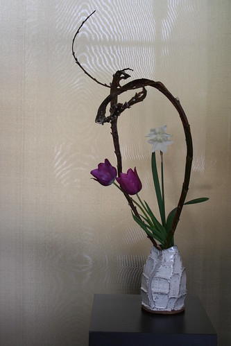 Ikebana International Spring Flower Show