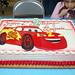 The Cars Cake