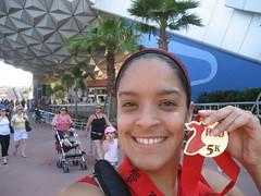 day138: Disney 5K