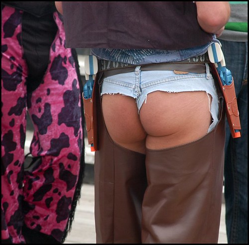 Nice asses in chaps pictures