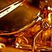 My saxophone