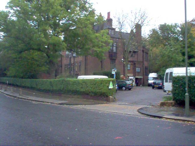 Europe 2005 London Hostel