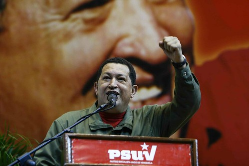 Presidente de la República Bolivariana de Venezuela,Hugo Chávez Frías