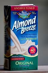 20080604 - Almond milk