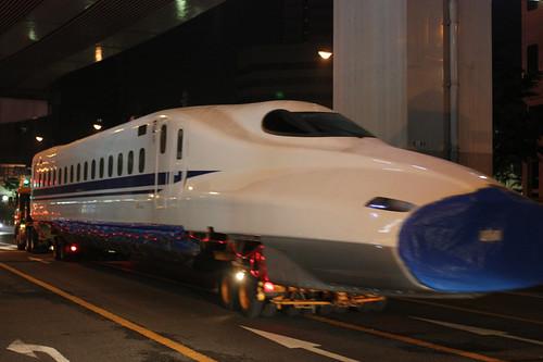 新幹線陸送6