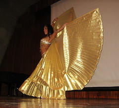 Bailarina de Psicología (Concurso Baile Humanidades UCV) (Shadowargel) Tags: danza concurso baile humanidades árabe ucvdanza