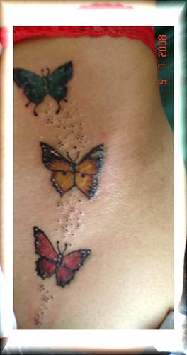 tatuagem borboletas na virilha 2 , a photo on Flickriver