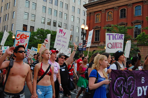Boston Dyke March