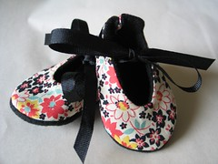 Lil' Chic Baby Booties