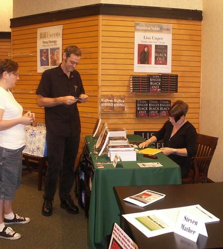 Fantasy Fest, Carrollwood Barnes & Noble 5