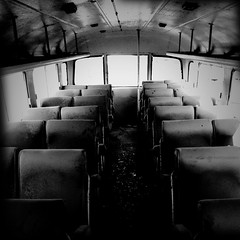 NOTHING TO DO HERE (ARQ.HOMMER DE LEON) Tags: old bw bus truck mexico time camion forgotten coahuila saltillo epoca olvidado aplusphoto