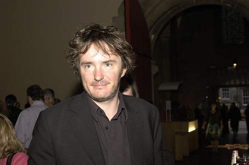 Dylan Moran at Closing Night
