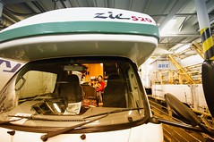 RV in the Boat (/\ltus) Tags: japan hokkaido pentax rv campingcar nothdr 200806 vantech k20d zil520 wwwvantechcojp