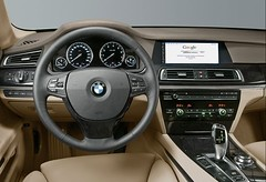 2009 BMW 7 Series 12