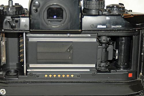 Nikon F4s #2462809 Open