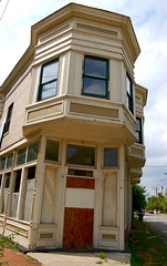 300 W Clay Street (taberandrew) Tags: retail virginia richmond odd va projections jacksonward richmondcity
