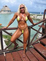 sun (buffblondebitch) Tags: sexy muscles blonde