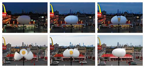 McDonald's diseño outdoor