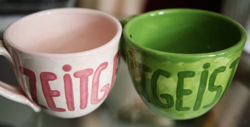 Zeitgeist Mugs