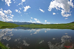 sky pond (artfilmusic) Tags: montana anawesomeshot