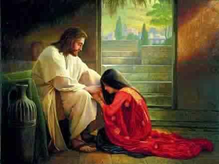 Jesus e Madalena