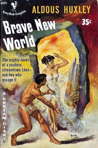 the theme of history in brave new world by arthur huxley and 1984 by george orwell 1984 by george orwell,  a forbidden love affair through a world ruled by warring states and a power structure  to cope with the demands of his history.