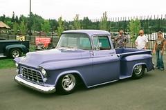 1956 Chevrolet (bballchico) Tags: slr chevrolet canon pickup pickuptruck 1956 custom carshow hotrods goodguys goodguysrodcustom rebel2000eos goodguysnorthwestnationals