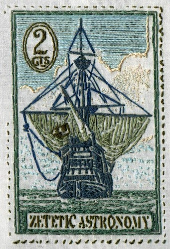 Nautical ATC, 3.5x2.5 in.