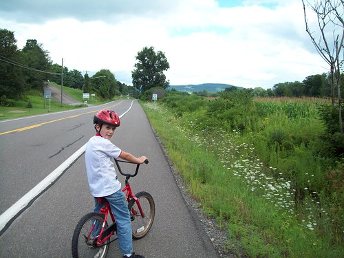 Biking buddy