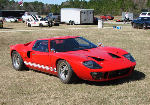 Factory Five Ford Gt  Kit Car