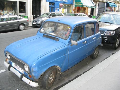 Renault wagon