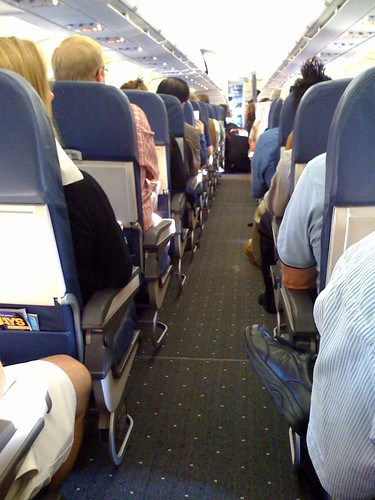 The View From Here: Aisle Seat