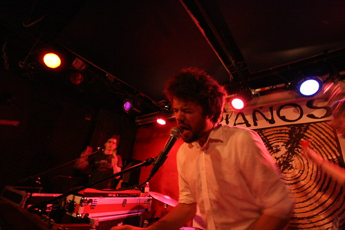 Passion Pit @ Piano's Photo by: Joe Pepin