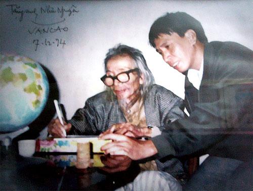 Van Cao - Nhu Nguyen