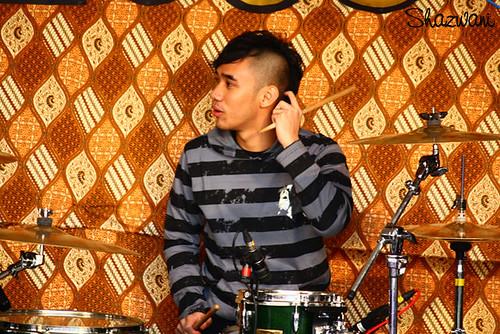 Drumer.