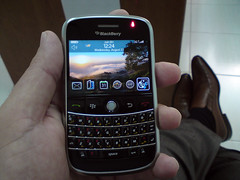 Blackberry Bold in my mitts!