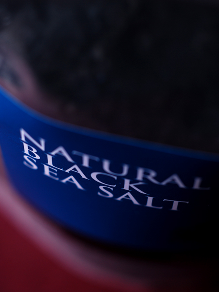 natural black sea salt© by Haalo