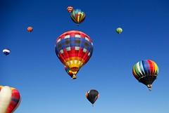 rising (zyrcster) Tags: sky balloons coloradosprings hotairballoons memorialpark coloradoballoonclassic photofaceoffwinner pfogold