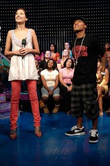 lil bow wow and the host of trl