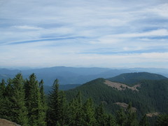 View from Mt June