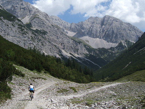 Into the Karwendel 3