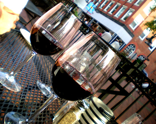 downtown grille wine