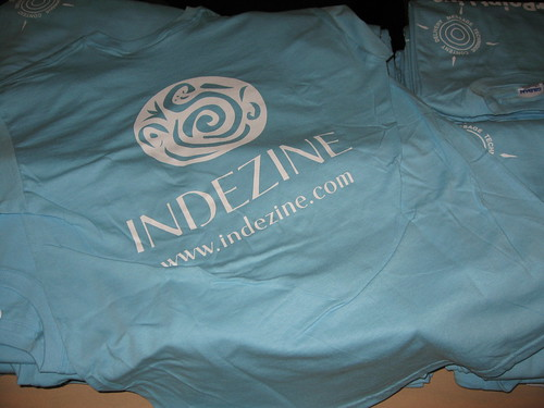 Indezine T-Shirt at PowerPoint Live