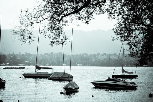 28/365: A Walk by the Lake of Zurich