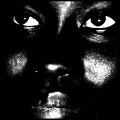 black magic woman (Amsterdamned!) Tags: portrait blackandwhite bw woman white black blancoynegro topf25 eyes emotion noiretblanc song expression retrato candid explore santana magical gaze ritratto f25 petergreen fleetwoodmac interestingness88 multimegashot