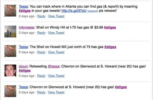 #atlgas - Twitter Search