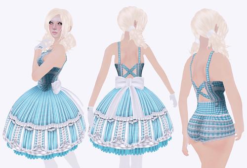 katat0nik's Dorothy Dress by you.