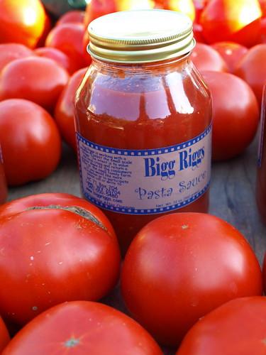 Bigg Riggs Pasta Sauce